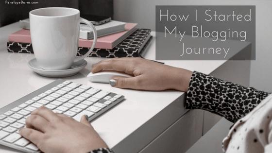 How I Started My Blogging Journey