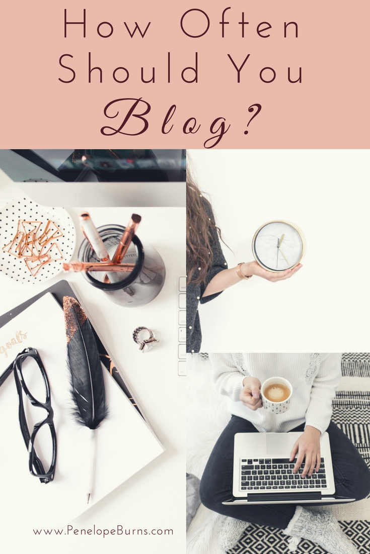 how often to blog