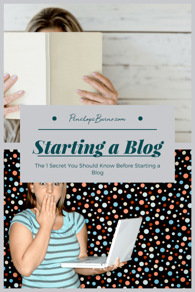 Learn this blogging secret before starting a blog