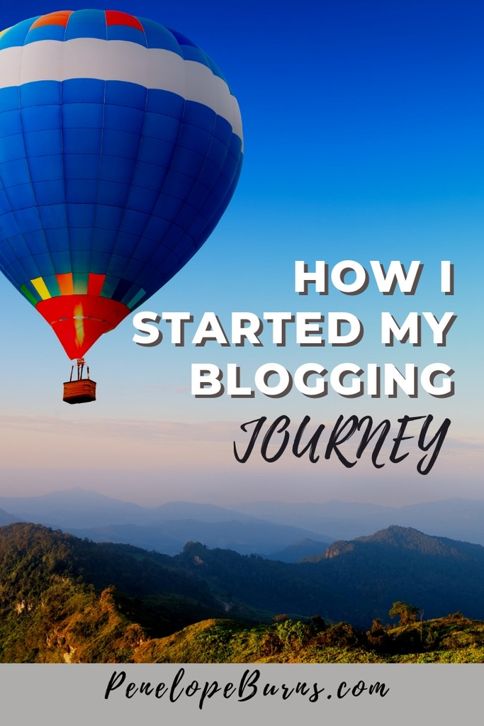 How I Started My Blogging Journey P1